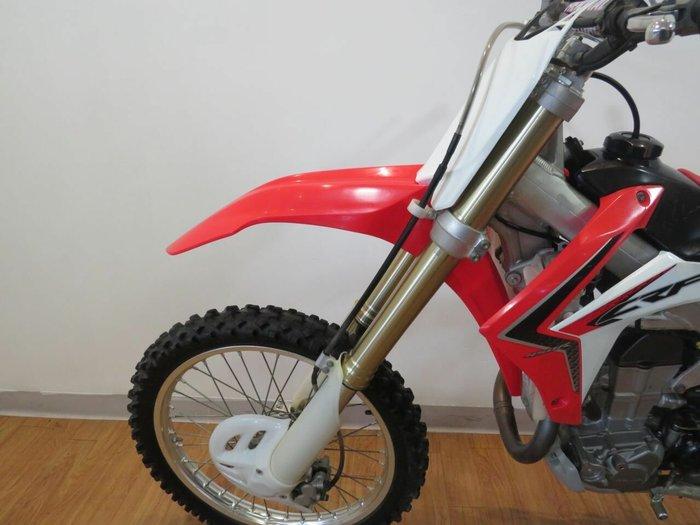 2014 Honda CRF450R Red