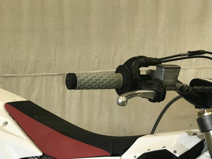 2014 Yamaha YZ450F White
