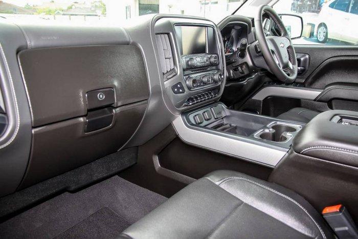 18 Chevrolet  SILVERADO LTZ MIDNIGHT EDITION