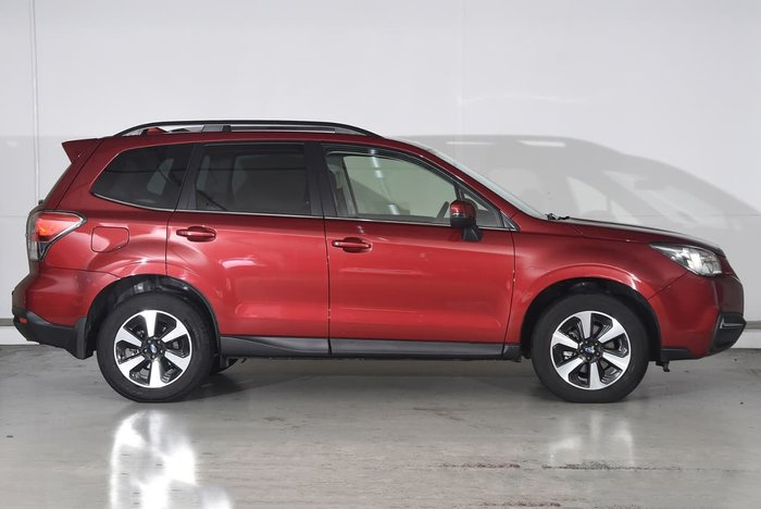 2017 SUBARU FORESTER 2.5i-L S4 Red