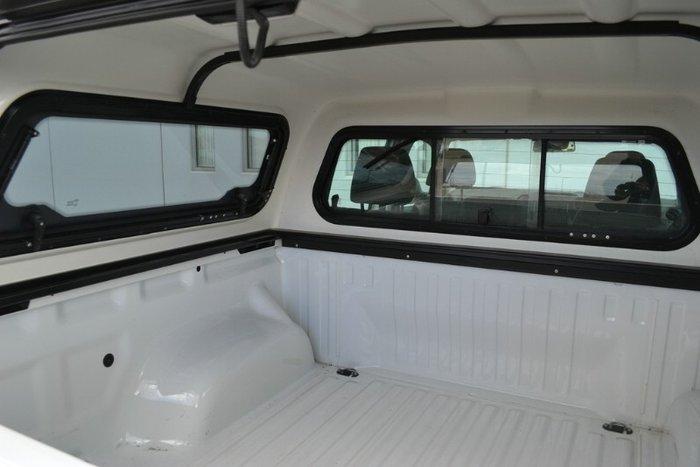2014 VOLKSWAGEN AMAROK TDI420 DUAL CAB 2H MY14 CANDY WHITE