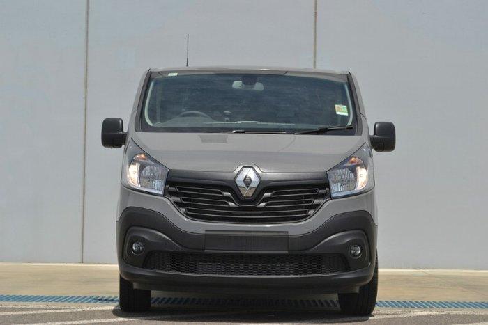 2018 Renault Trafic 103KW X82 GREY LWB MEDIA NAV