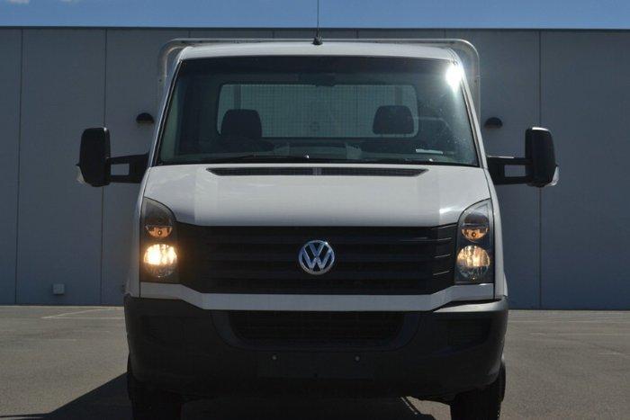 2014 Volkswagen Crafter 50 TDI400 2ED2 MY14 WHITE