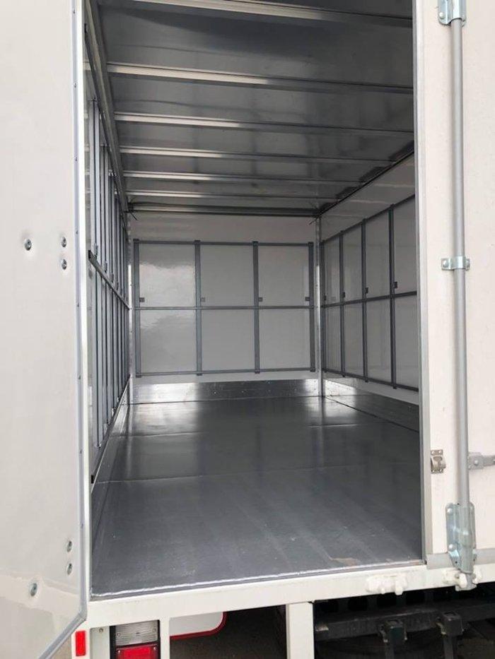 2018 Isuzu NNR 45 150 VANPACK WHITE