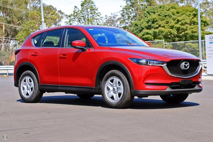 2018 MAZDA CX-5 Maxx KF Series Red