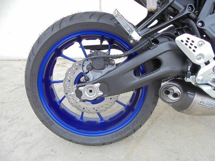 2017 Yamaha MT-07 HOA (ABS)