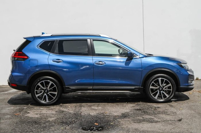 2018 Nissan X-Trail TL T32 Series II 4X4 On Demand Blue