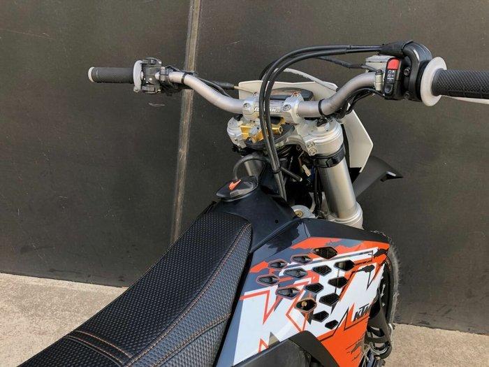 0 Ktm 2009 KTM 450cc EXC-F Enduro 450cc