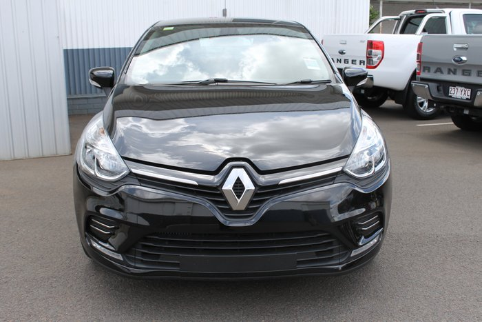 2018 Renault Clio Life IV B98 Phase 2 Diamond Black - Metallic