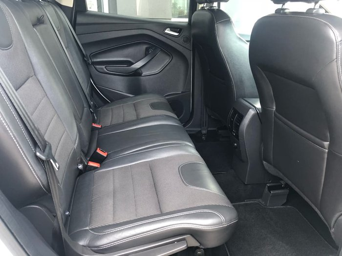 2014 Ford Kuga TREND TF Silver