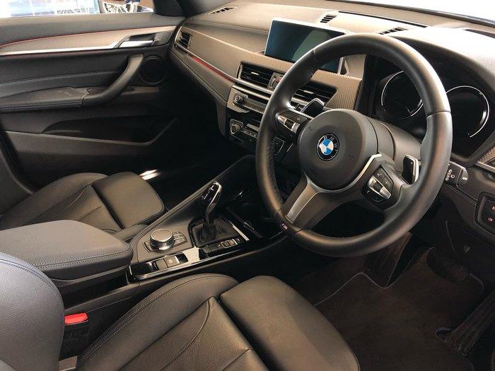 2017 BMW X2 SDRIVE20I F39 Misano Blue Metallic