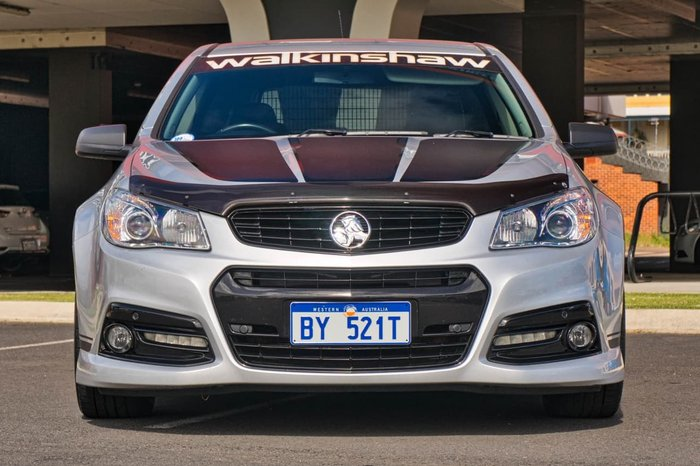 2015 HOLDEN COMMODORE SS Storm VF Silver