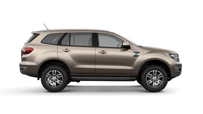 2018 FORD EVEREST Trend UA II Diffused Silver