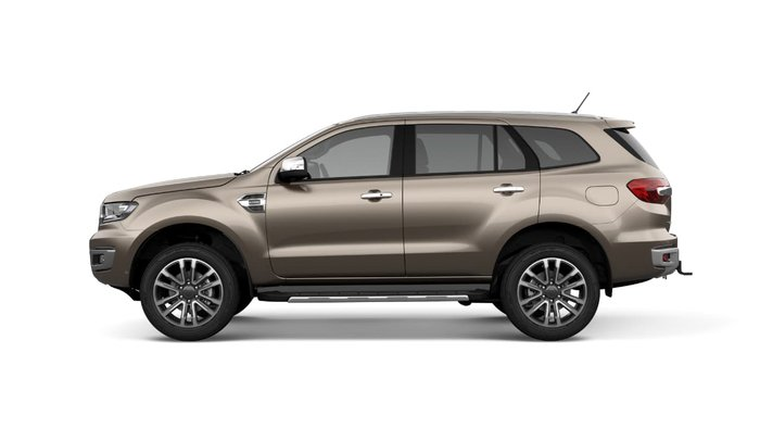 2018 FORD EVEREST Titanium UA II Diffused Silver