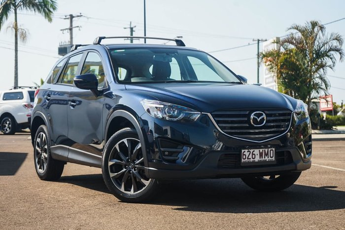 2016 MAZDA CX-5 Grand Touring KE Series 2 Blue