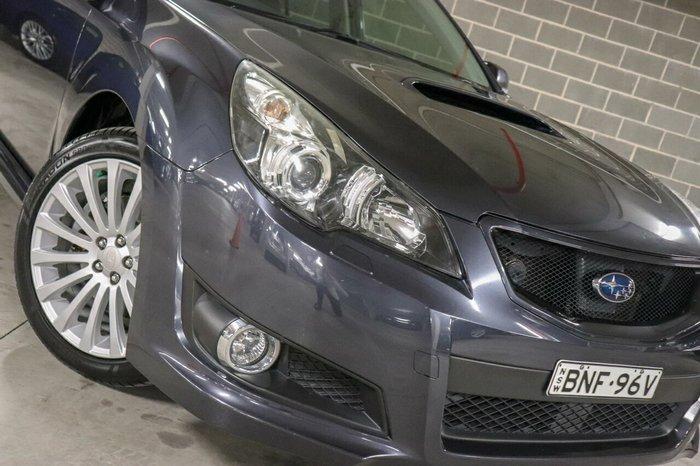 2010 Subaru Liberty