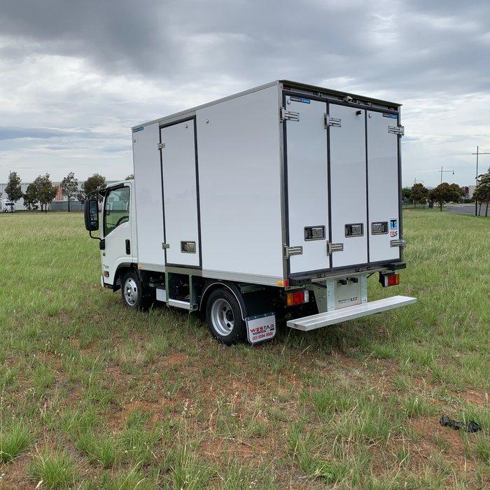 2018 Isuzu NLR 45-150 AMT SWB 2 Pallet Refrigerated