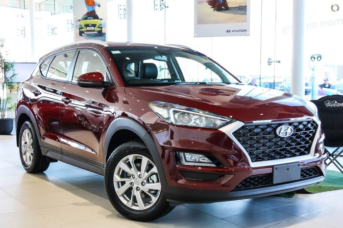 2018 HYUNDAI TUCSON Active X TL3 Red