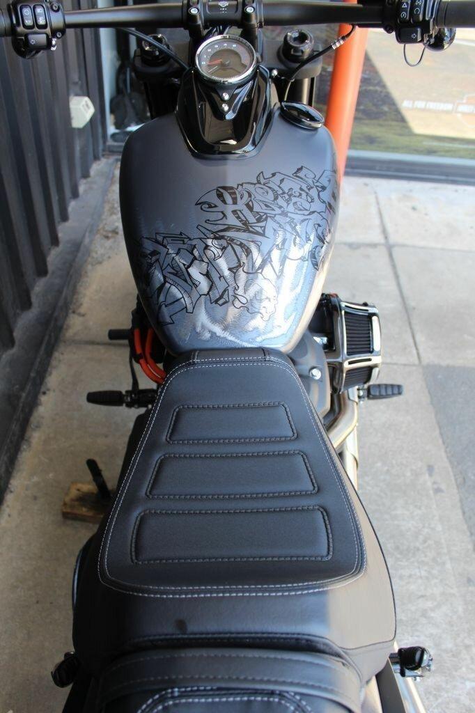 0 Harley-davidson 2019 HARLEY DAVIDSON 1700CC FXFB FAT BOB Black