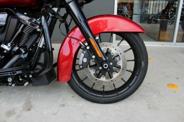 0 Harley-davidson 2018 HARLEY DAVIDSON 1800CC FLTRXS ROAD GLIDE SPEC RED