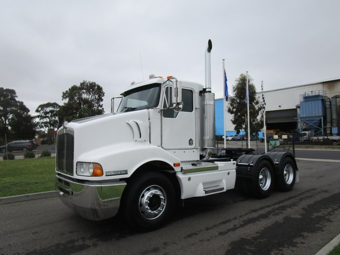 2006 Kenworth T404 DAY CAB