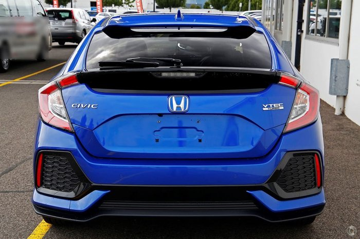 2018 HONDA CIVIC VTi-LX 10th Gen Blue
