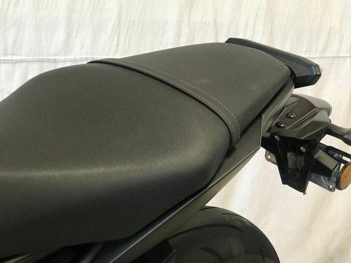 2015 Yamaha MT-09 GREY