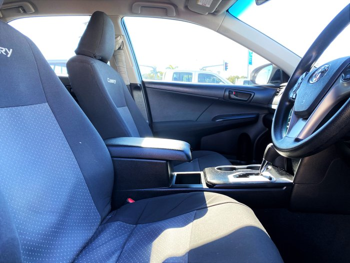 2014 Toyota Camry Altise ASV50R SILVER