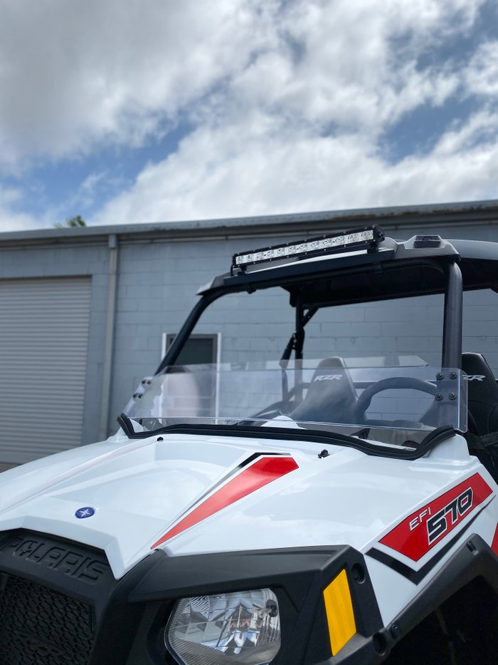 2019 POLARIS RZR 570 White Lighting