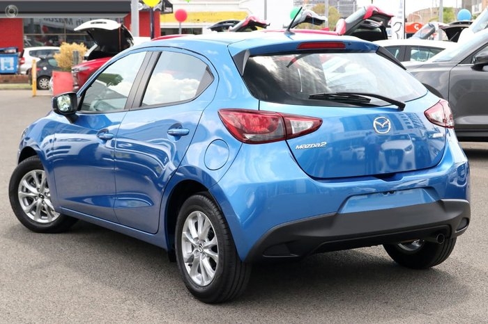 2018 MAZDA 2 Maxx DJ Series Blue