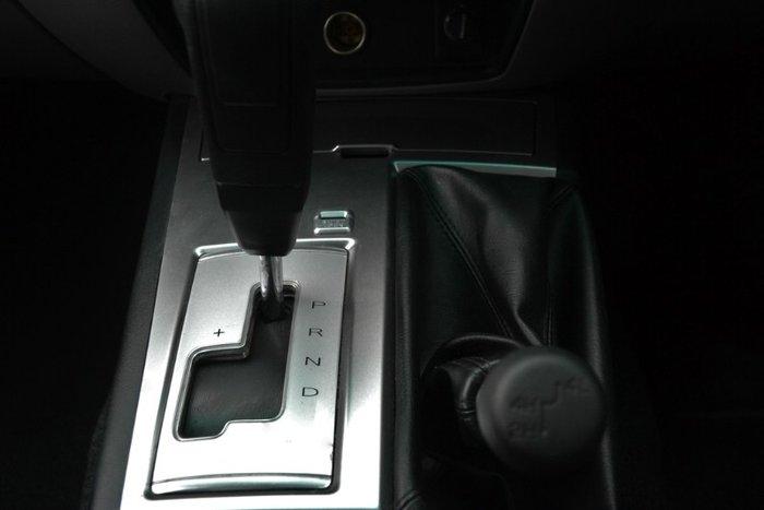 2015 MITSUBISHI TRITON GLX DUAL CAB MN MY15 FAIRY WHITE