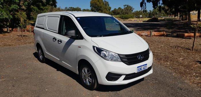 2018 LDV G10 (7 SEAT) SV7A WHITE