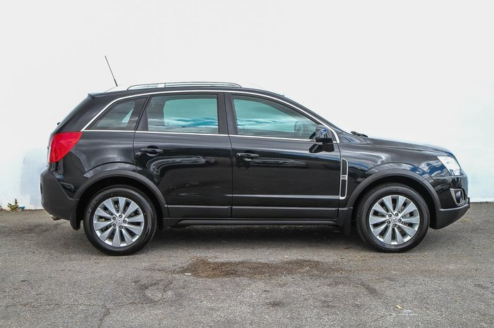 2015 HOLDEN CAPTIVA 5 LT CG Black