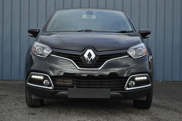 2016 RENAULT CAPTUR DYNAMIQUE J87 DIAMOND BLACK