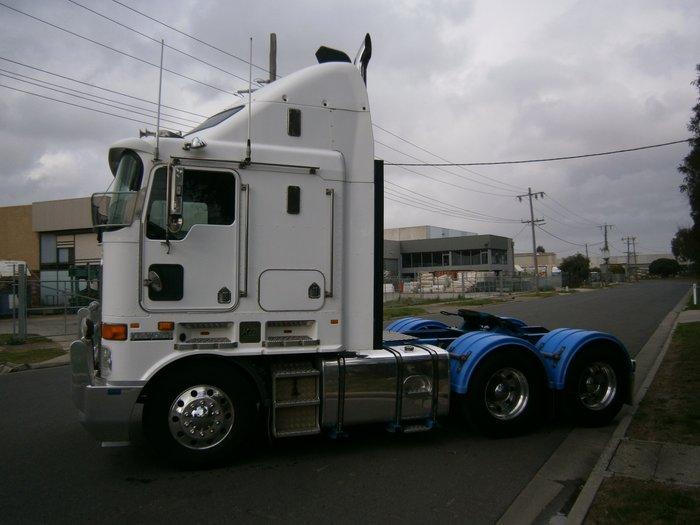 2008 Kenworth K108 aerodyne