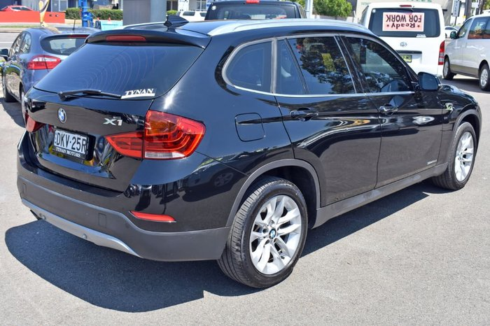 2014 BMW X1 sDrive18d E84 Black