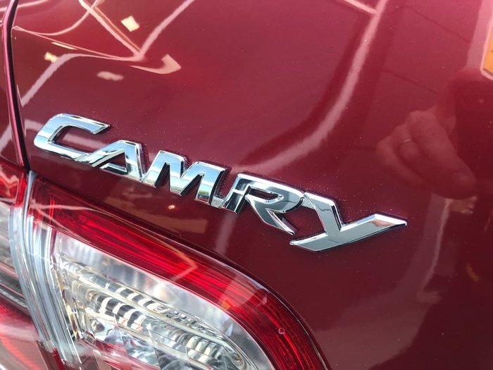 2007 Toyota Camry ALTISE ACV40R Red