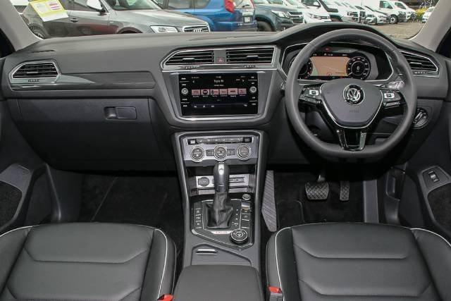 2018 Volkswagen Tiguan 132TSI Comfortline 5N MY19 ATLANTIC BLUE