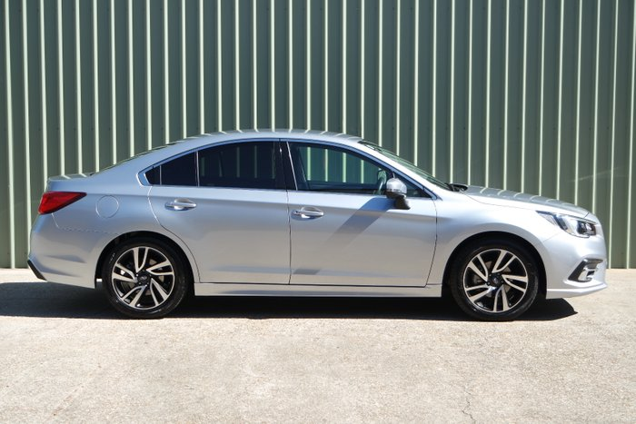 2017 Subaru Liberty 2.5i 6GEN MY18 Four Wheel Drive SILVER