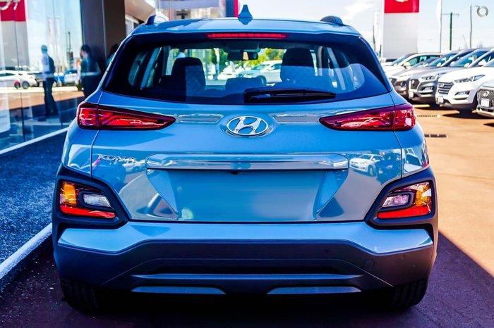 2018 Hyundai Kona Active OS.2 MY19 Blue