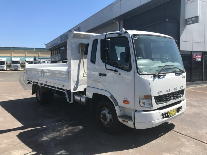 2014 Mitsubishi Fighter 1024 fighter 6 1024 WHITE