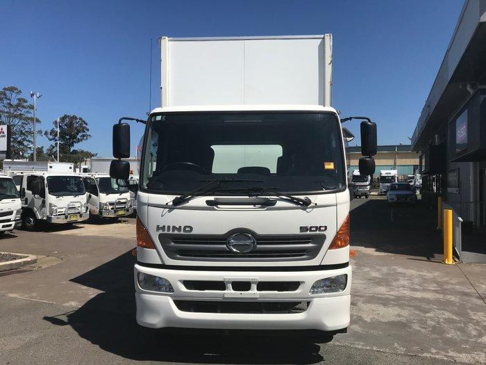 2015 Hino GH 1728-500 Series 1728 GH WHITE