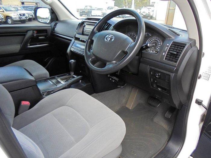 2007 Toyota Landcruiser