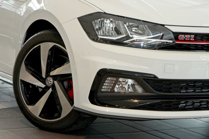 2018 Volkswagen Polo GTI AW MY18 White