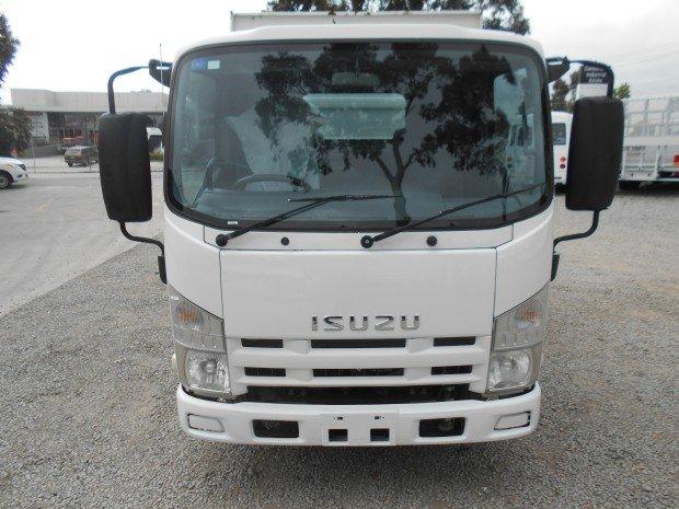 2009 Isuzu NLR200 WHITE