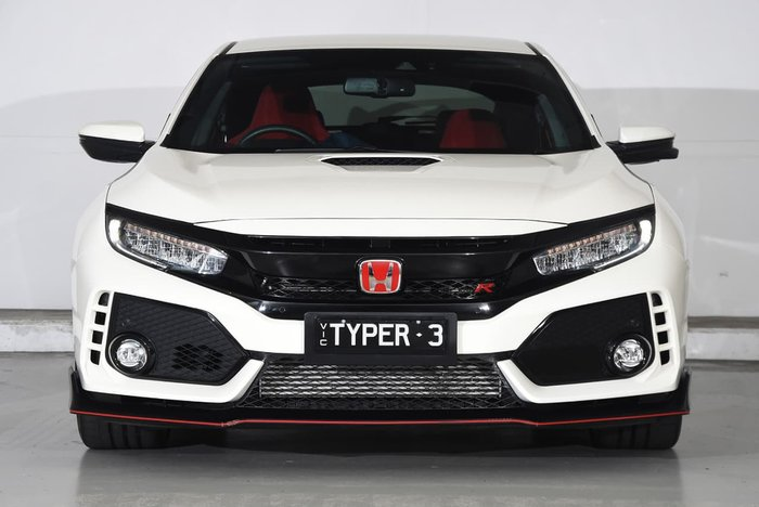 2017 HONDA CIVIC Type R 10th Gen White