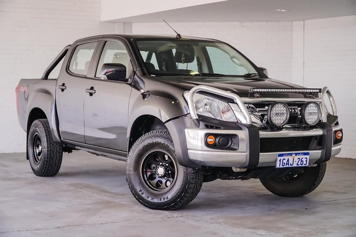 2016 ISUZU D-MAX SX (No Series) Black