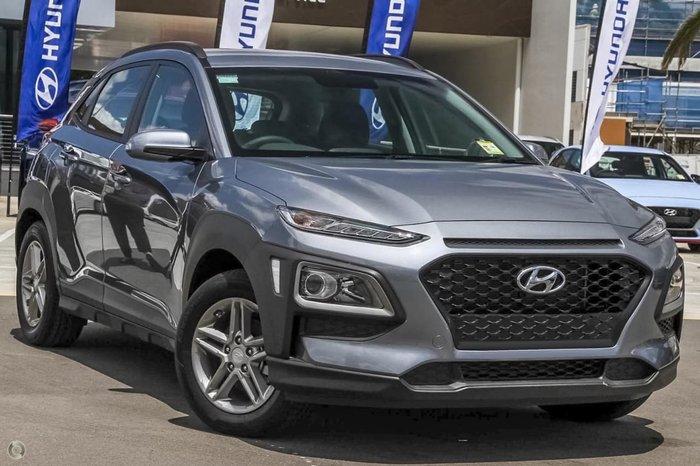 2018 Hyundai Kona Active OS.2 MY19 Silver