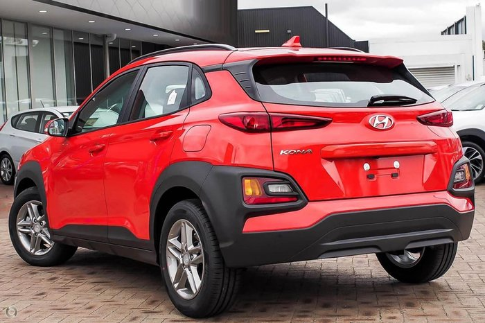 2018 HYUNDAI KONA Active OS.2 Orange