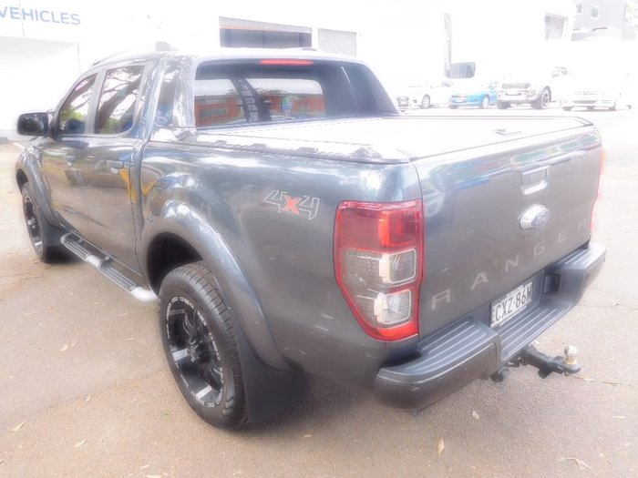 2015 FORD RANGER Wildtrak PX Grey